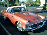 Mike's 1957 Thunderbird