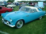 Bob's 1956 Thunderbird