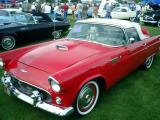 Bonita's 1956 Lil Red Thunderbird