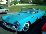John & Kathy's 1956 Thunderbird