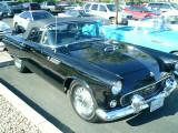 Don & Mary's 1955 Thunderbird