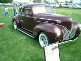 Dan & Marge's 1939 Dodge Business Coupe