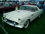 Stewart & Mary's 1956 Thunderbird