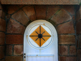 Paon Lighthouse door