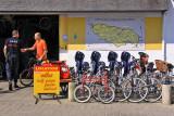 Port Tudy bicycles