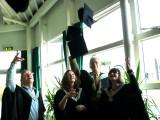 MA graduation HA HA