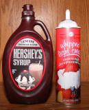 Chocolate & Whipped Cream