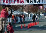 Michael's First Marathon