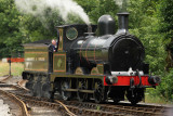 Keighley and Worth Valley Railway  Aug 2008