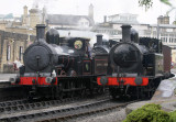 The Summer Steam Gala at KWVR 2009