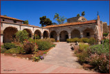 San Juan Capistrano Mission founded 1776  ,Alto California .