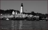 Portland Head Light / Portland Maine USA