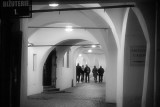 arches B&W Prague