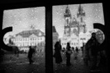 Church of Our Lady    B&W Prague