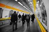 metro - yellow line