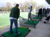 Mike golfer in Stamford