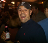 Mike at McFaddens (Trent Edwards too)