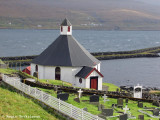 Haldarsvíkar Kirkja