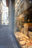 Paper shop reflections, Via dei Servi