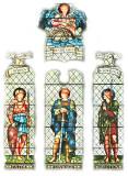 Burne-Jones window, Malmesbury Abbey(detail)