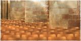 Full columns, empty seats