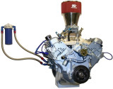 Pro series remote oil filter housing