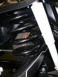 Rear heavy duty coil spring