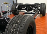 Restored & Modified GM A-Body Chassis / Frames