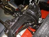 Fast ratio power steering box