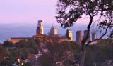 Skyline from Lemon Hill