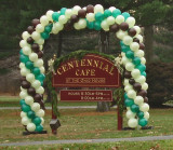 Centennial Cafe is now Open