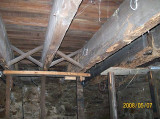 Rotten Beams Supported