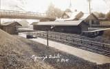 Depot - postmarked 1910