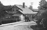 Station circa1900