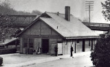 Exterior Photos of the Cynwyd Station - from 1910 to the present