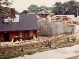1972: The bridge is being rebuilt