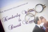 Kim & David Wedding