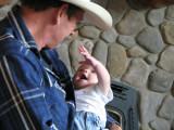 hallie with her grandpa