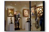 a Gallery at Place des Vosges