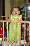 Lucie, au sixième, septième et huitième mois