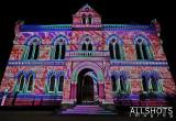 Northern Lights Display - Adelaide Arts Festival 2008