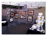 My Booth at the Lodi street fair