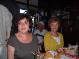 Evelyn Pilser and cousin Paula (63) Sharpe Thetford