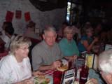 Gloria (64)Hepburn, Robert (63) and Susan Coker at their 1st SupperClub