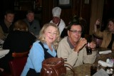 Cynthia Cowgill and Johnny Dark Doughtery.