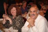 Regulars Linda Bedrin & Don Klotwog.