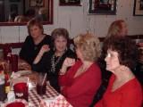 L-R, Sandra Dodson, Joan Eliz. Gaither, June Voss and Paula Sharpe