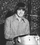 Joe The Jet Davis Once billed as The World's Fastest Drummer.