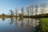 Floods in the Culm Valley - Devon
