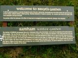 Samhain, Brigit's Garden